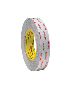 3M RP45 VHB Tape 18mm x 33m - 1.1mm thick