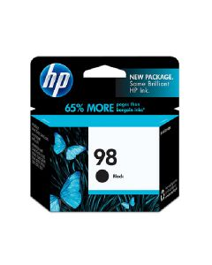 HP No.98 Black Ink Cartridge C9364WA