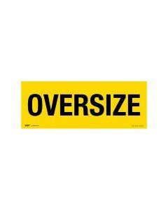 Oversize 1200mm x 450mm-Reflective Metal