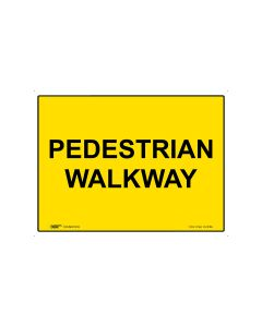 Pedestrian Walkway 600mm × 450mm - Metal