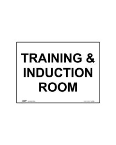 Training and Induction Room 600mm × 450mm -  Polypropylene