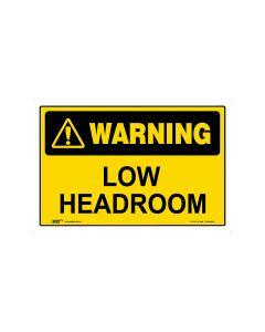 Low Head Room 450mm × 300mm - Metal