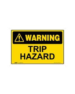 Trip Hazard 450mm × 300mm - Metal