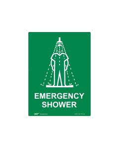 Emergency Shower 450mm x 600mm - Metal