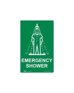 Emergency Shower 300mm x 450mm - Polypropylene