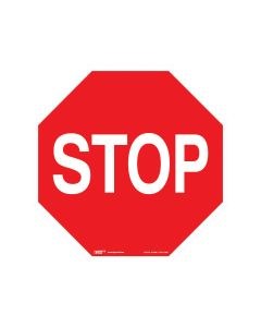 Stop Sign 600mm x 600mm - C2 Reflective Aluminium