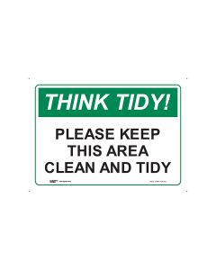 Think Tidy 350mm x 250mm - Polypropylene