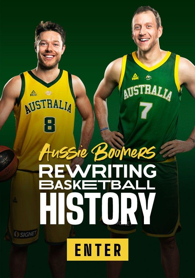 Aussie Boomers