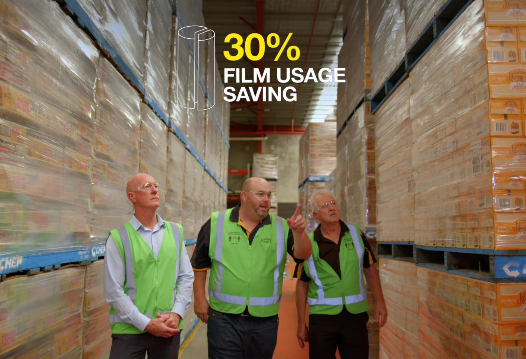 30% Film Savings