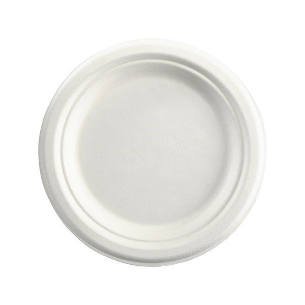 Biocane Compostable Plate