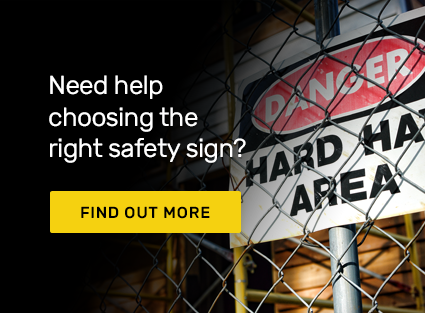 Need help choosing the right safety sign?