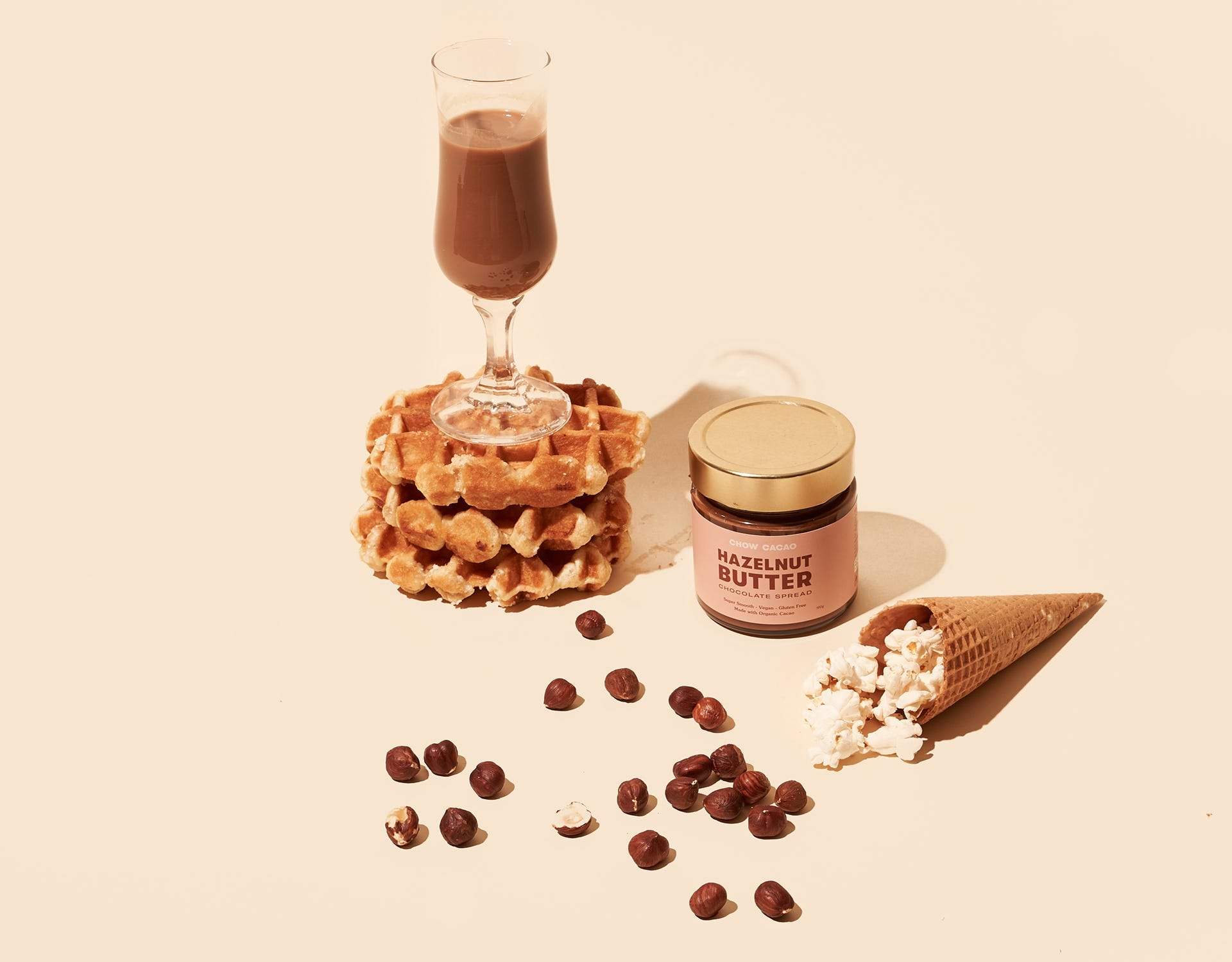 Chow Cacao Hazelnut Butter