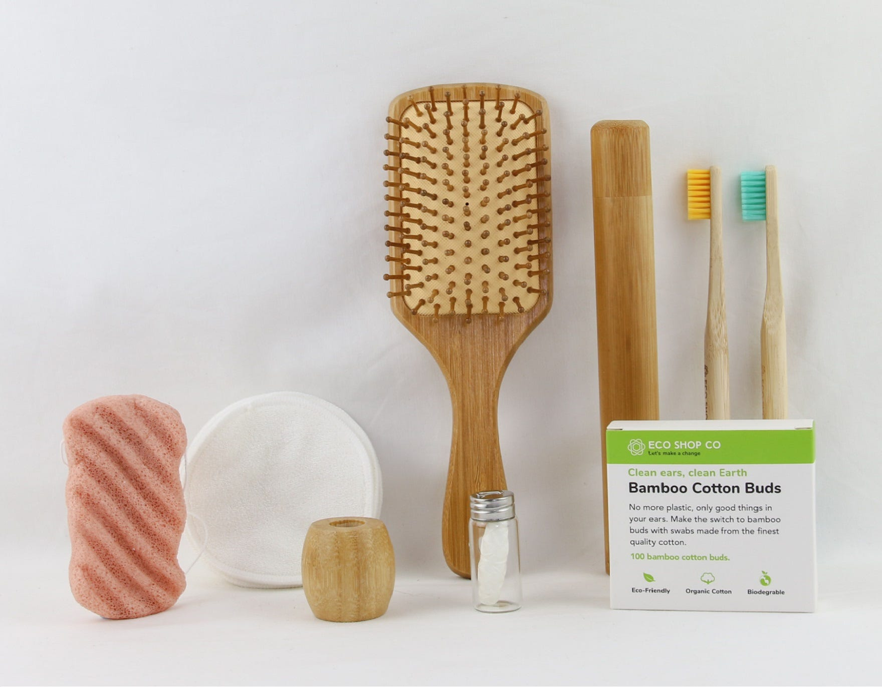 Ekoroo Products Lined Up