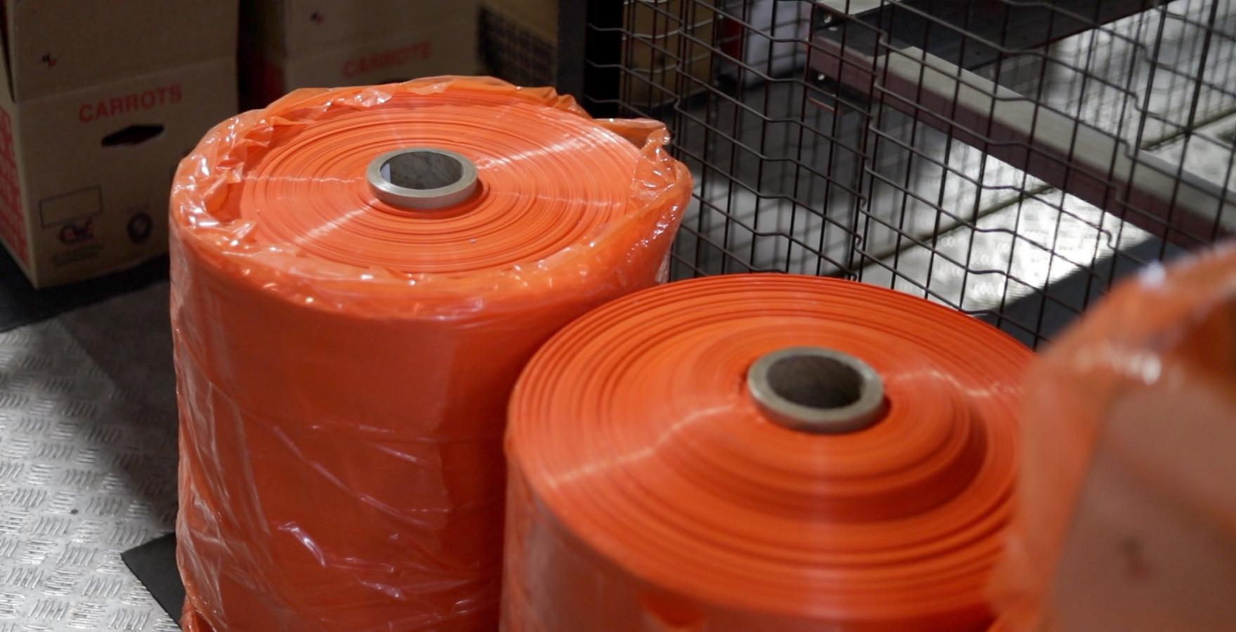 Signet's Orange Carton Liners