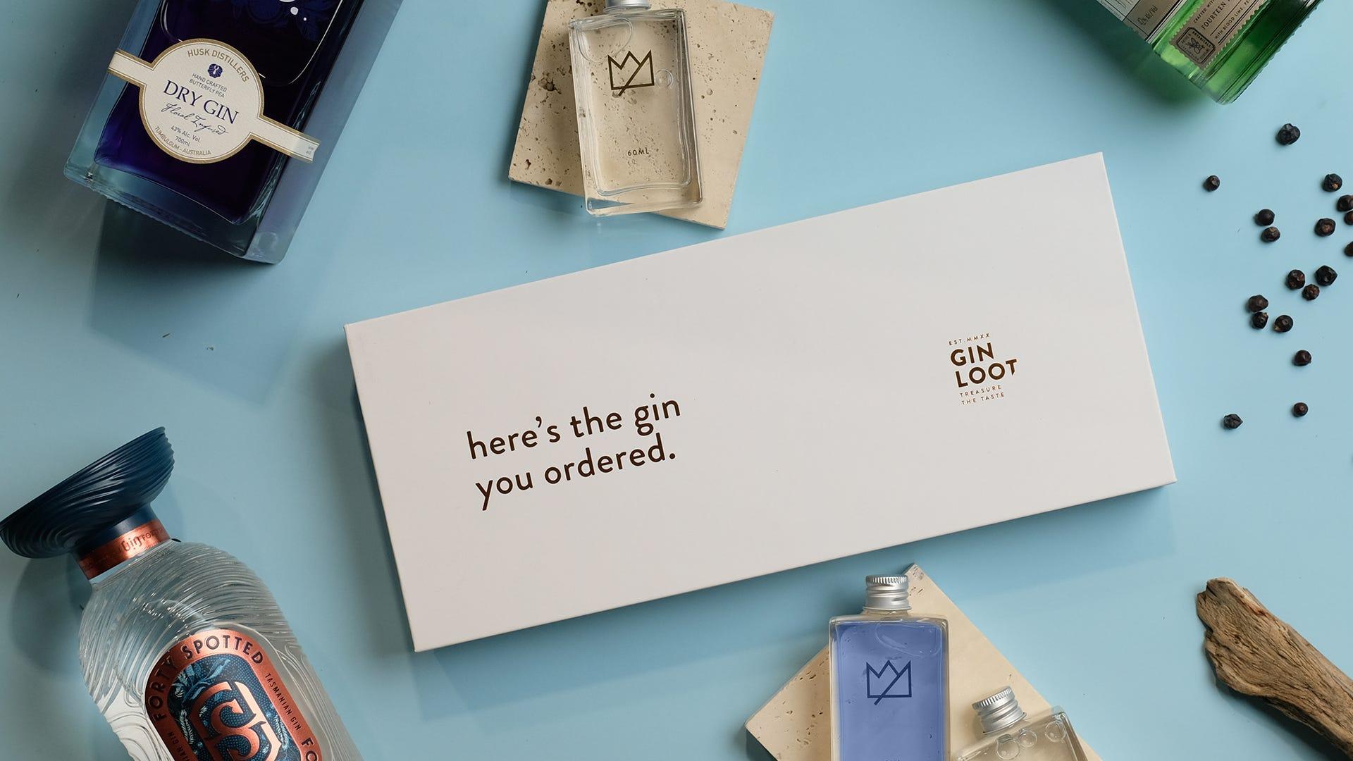 Gin Loot subscription box