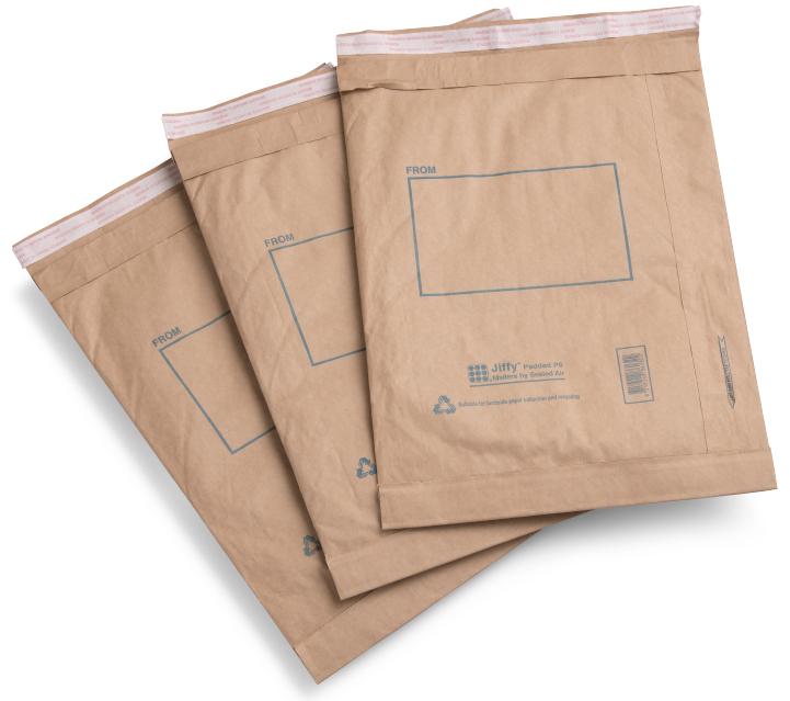 Jiffy Padded Bags Brown