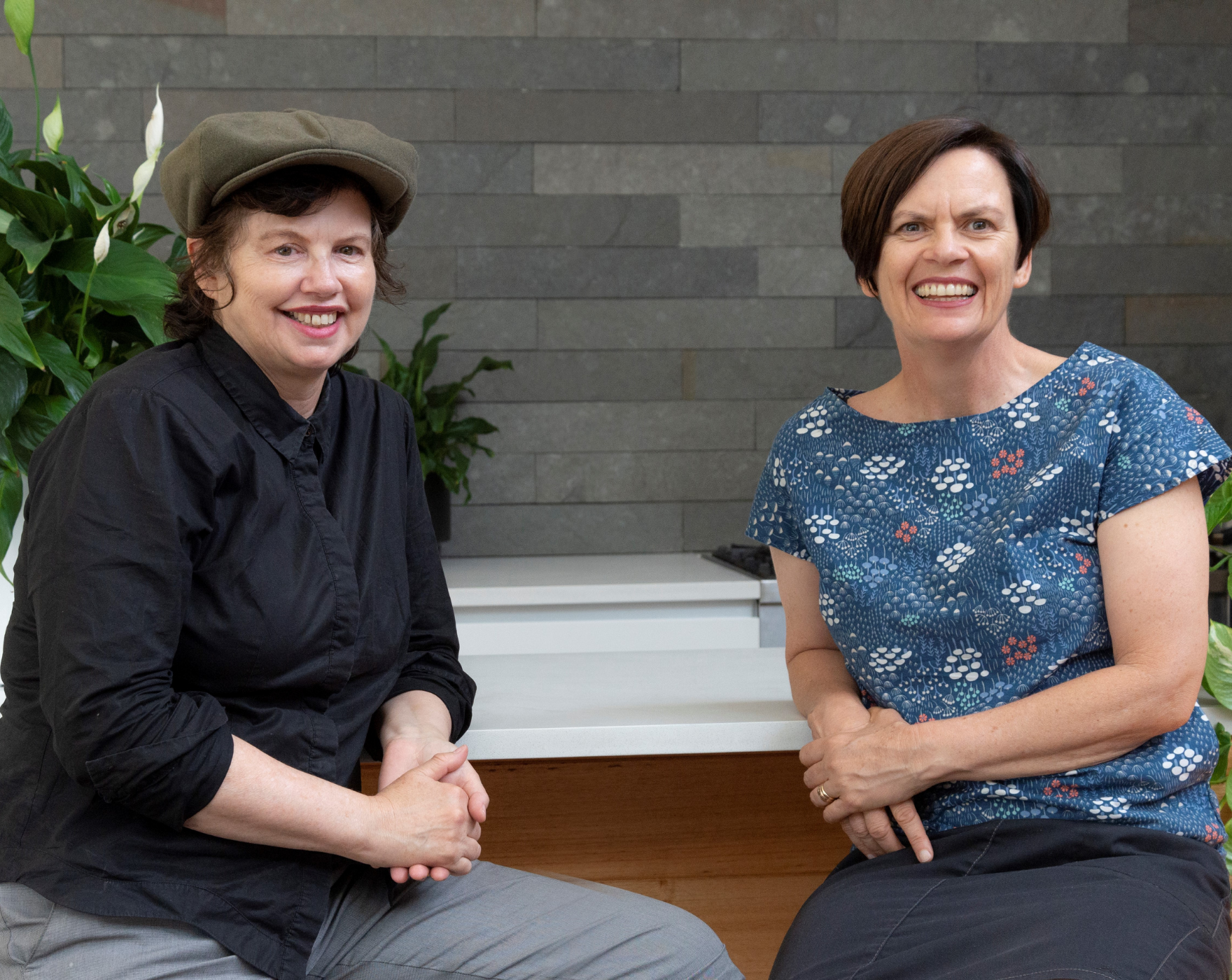 Kerry (left) & Katie (right), NueBar Founders