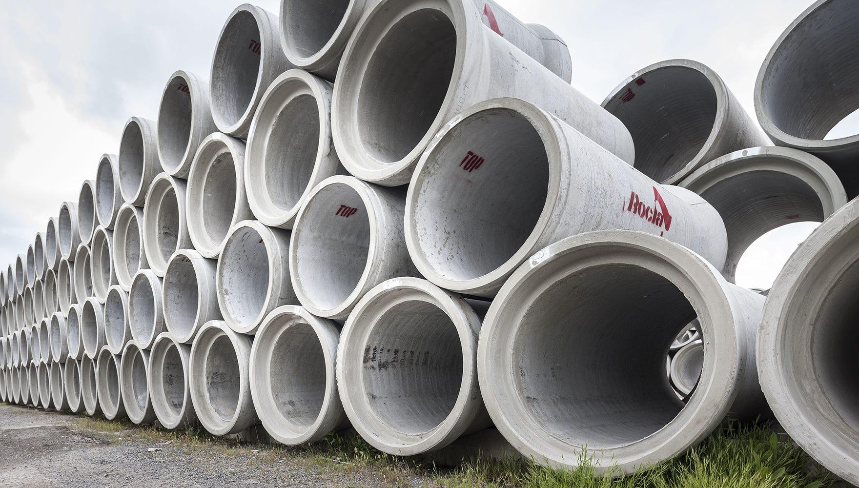 Rocla Concrete Pipes