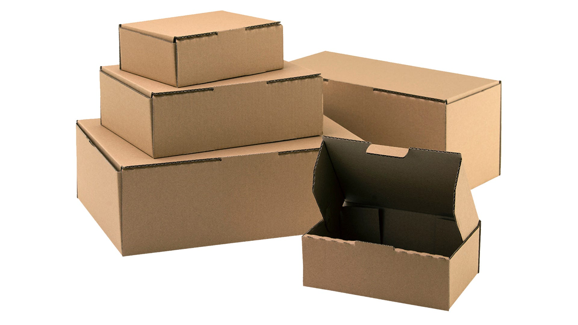 Signet's Own Mailing Boxes