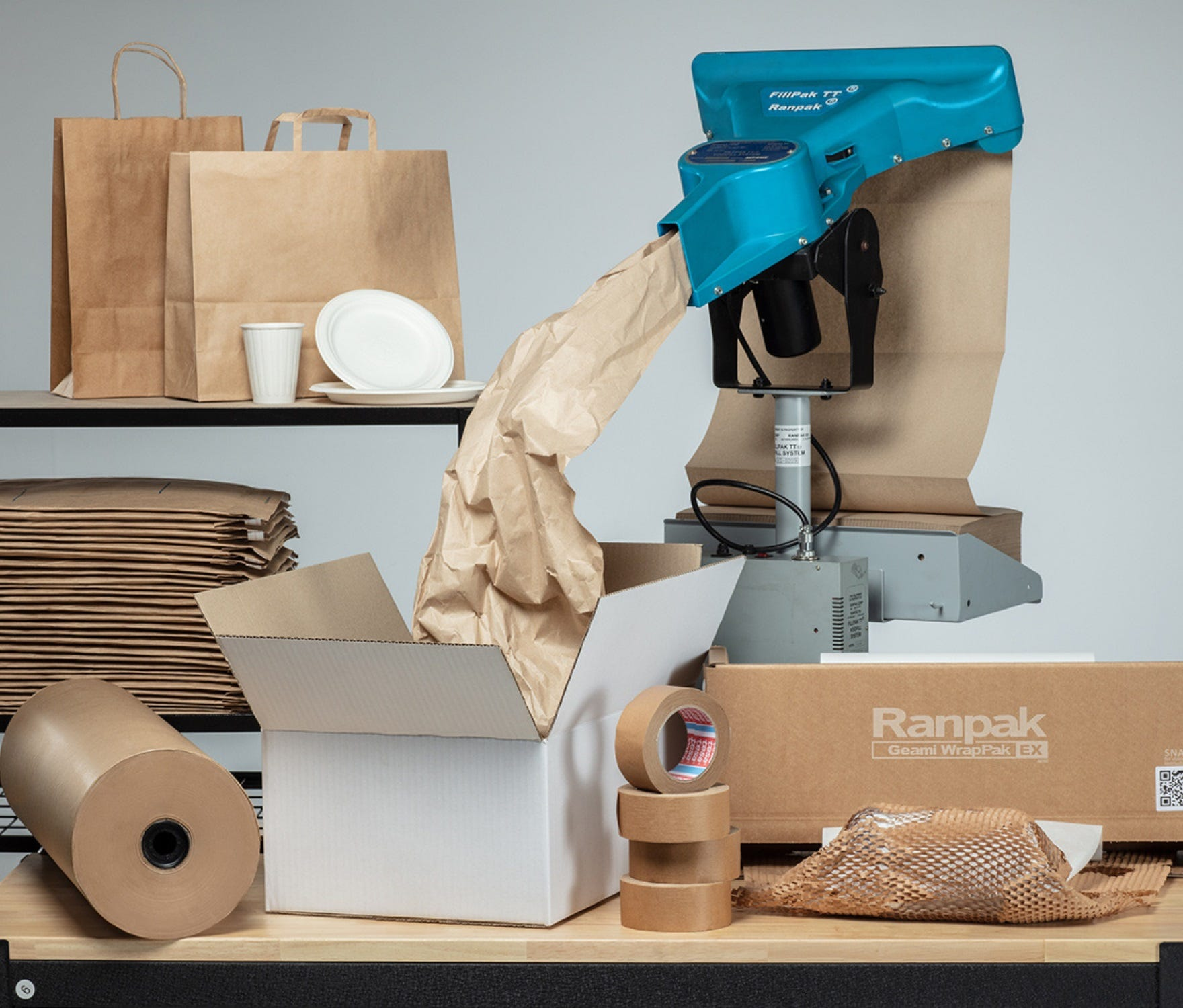 Signet's Eco-Friendly Packaging