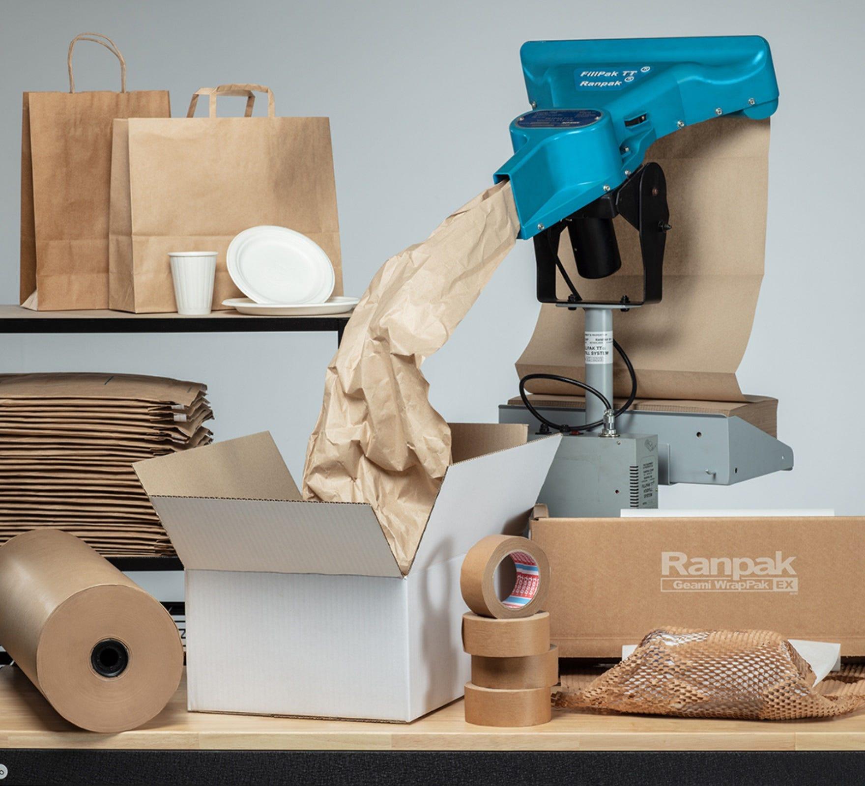 Signet's eco friendly product range
